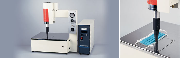 SeamMaster 10 bonder for table mount applications